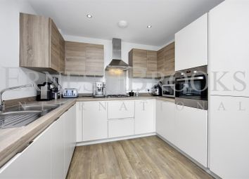 Thumbnail 1 bed flat for sale in Breacher House, Caspian Quarter, Barking