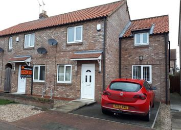 Thumbnail 3 bed end terrace house to rent in 7 Cross Keys Court, Driffield