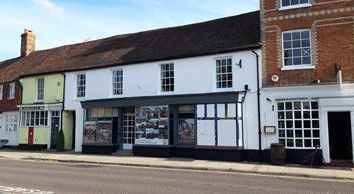 Retail premises for sale in & 117A High Street, Odiham, Hampshire RG29