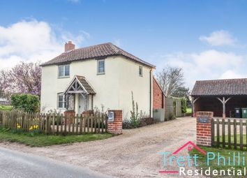 Thumbnail 2 bed detached house for sale in The Street, Lessingham, Norwich