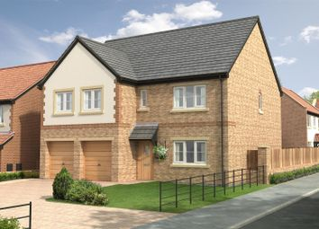 Thumbnail 5 bed detached house for sale in The Redwood - Nursery Gardens, Station Road, Stannington