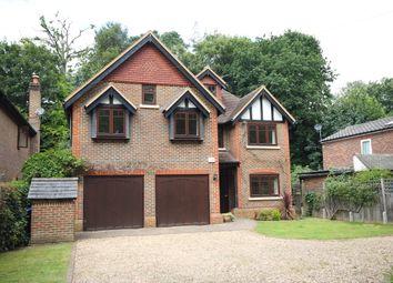Thumbnail 7 bed detached house for sale in Blackbridge Road, Hook Heath, Woking