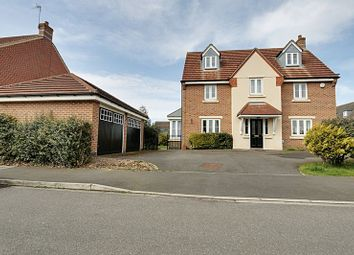 Thumbnail 5 bed detached house for sale in Harewood Crest, Brough