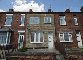 Thumbnail 3 bed terraced house for sale in Cobham Parade, Leeds Road, Outwood, Wakefield
