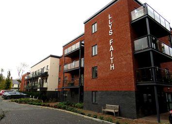 Thumbnail 1 bed flat for sale in Ilex Close, Llanishen, Cardiff