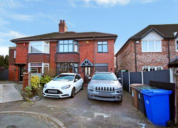 Thumbnail 3 bed semi-detached house for sale in Sunnycroft Avenue, Dresden, Stoke-On-Trent