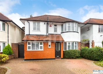 Thumbnail 4 bed detached house for sale in Uphill Grove, Mill Hill, London