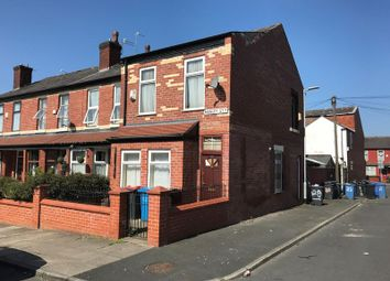 Thumbnail 4 bed maisonette for sale in Manley Street, Salford
