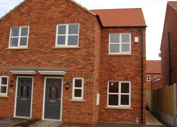 Thumbnail 1 bed semi-detached house to rent in Apple Tree Lane, Laceby