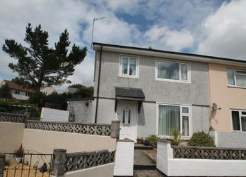 Thumbnail 3 bed semi-detached house for sale in Montacute Avenue, Plymouth