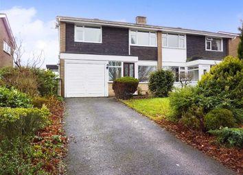Thumbnail 3 bedroom semi-detached house to rent in Brampton Sidings Industrial Estate, Hempstalls Lane, Newcastle-Under-Lyme