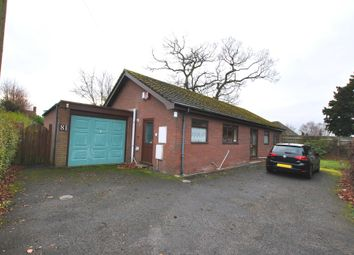 Thumbnail 3 bed detached bungalow for sale in Haygate Road, Wellington, Telford, Shropshire