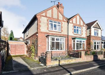 Thumbnail 2 bed semi-detached house for sale in Manvers Street, Ripley
