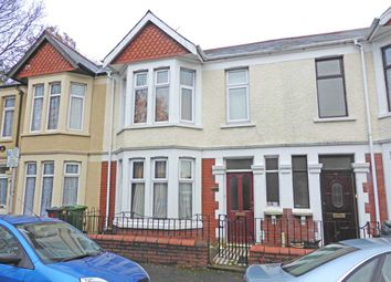 Thumbnail 3 bed terraced house to rent in Longspears Avenue, Heath/Gabalfa, Cardiff