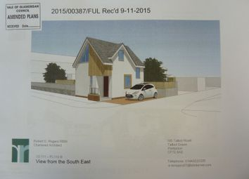 Thumbnail Land for sale in Station Road, Rhoose, Barry