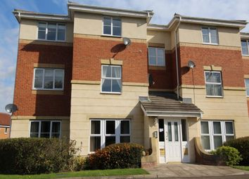 Thumbnail 2 bed flat for sale in Broadmeadows Close, Swalwell, Newcastle Upon Tyne