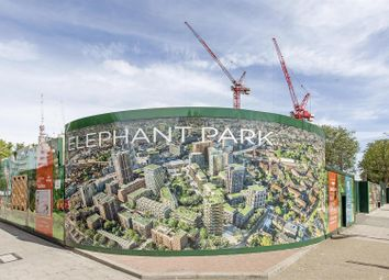 Thumbnail 3 bed flat for sale in Orchard View, West Grove, Elephant Park, Elephant & Castle, London