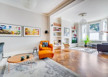 Thumbnail 4 bed terraced house for sale in Honeywell Road, Battersea, London