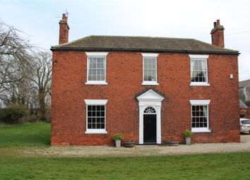 Thumbnail 5 bed farmhouse for sale in Thorne Road, East Cowick, Goole