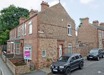 Thumbnail 2 bedroom terraced house for sale in Hull Road, York