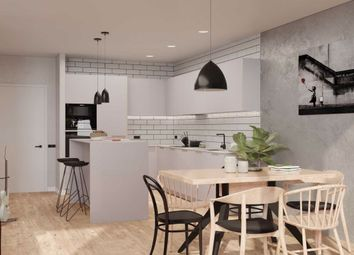Thumbnail 1 bed flat for sale in Clarence Mews, London