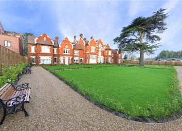 Thumbnail 2 bed flat for sale in Convent Close, Upminster