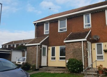 Thumbnail 2 bed end terrace house to rent in Conway Road, Falmouth
