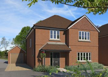Thumbnail 4 bedroom detached house for sale in Plot 3, Wethersum House, Croft Road, Reading, Berkshire