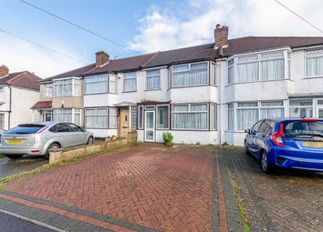 Thumbnail 3 bed terraced house for sale in Henley Avenue, Sutton, Surrey