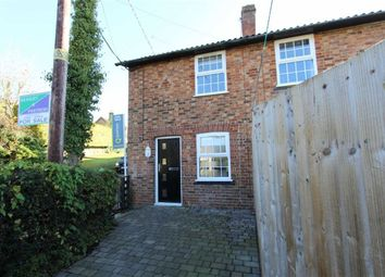 Thumbnail 2 bed semi-detached house for sale in Heath Road, Great Brickhill, Milton Keynes
