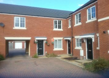 Thumbnail 2 bed terraced house for sale in Seacole Way, Shrewsbury