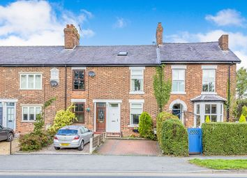 Thumbnail 3 bed terraced house for sale in Middlewich Road, Holmes Chapel, Crewe