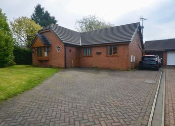 Thumbnail 3 bed detached bungalow for sale in Meadowcroft, Lower Darwen, Darwen