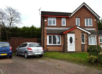 Thumbnail 2 bed semi-detached house for sale in Putney Close, Oldham
