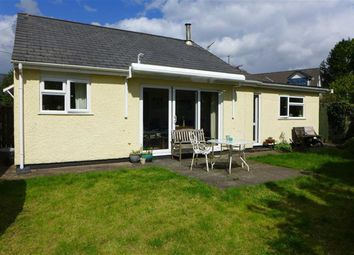 Thumbnail 2 bed bungalow for sale in Machynlleth, Powys
