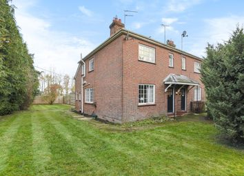 Thumbnail 2 bed semi-detached house to rent in Shefford Woodlands, Wiltshire
