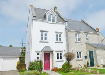 Thumbnail 3 bed town house for sale in New Church Close, Portland, Dorset