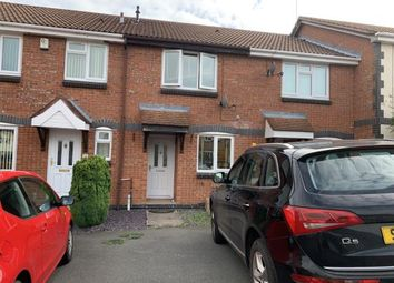 Thumbnail 2 bed terraced house for sale in Chaffinch Drive, Uttoxeter, Staffordshire