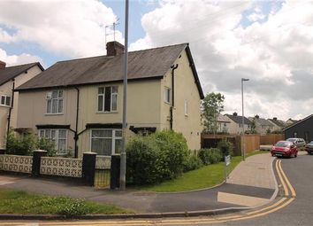 Thumbnail 3 bed semi-detached house to rent in Hewell Road, Redditch, Redditch
