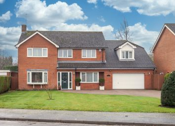 Thumbnail 5 bed detached house for sale in Statham Close, Norwich