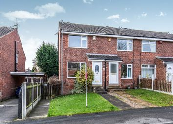 Thumbnail 2 bed end terrace house for sale in Wood Grove, Farnley, Leeds
