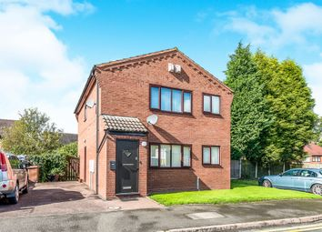 Thumbnail 2 bed flat for sale in West Street, Bridgtown, Cannock