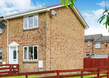 Thumbnail 2 bedroom terraced house for sale in Auchneagh Crescent, Greenock