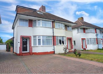 4 bed semi-detached house for sale in Greenway, Chatham ME5