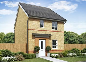"Thumbnail 3 bed detached house for sale in ""Folkestone"" at Cobblers Lane, Pontefract"