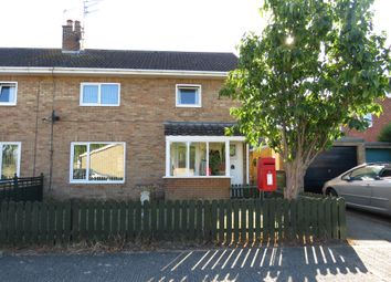 Thumbnail 3 bed semi-detached house for sale in Sandygate Close, Horbling, Sleaford
