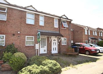 Thumbnail 2 bedroom terraced house for sale in Pages Lane, Worthing, West Sussex