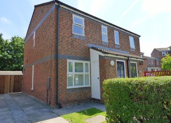 Thumbnail 2 bed semi-detached house to rent in Howden Way, Eastmoor, Wakefield