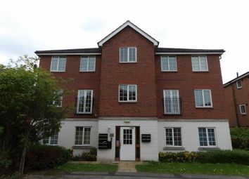 Thumbnail 3 bedroom flat for sale in Flat 4, 64B Kingfisher Way, Loughborough, Leicestershire