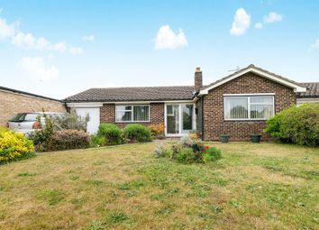 Thumbnail 3 bed detached bungalow for sale in Angela Close, Martlesham, Woodbridge